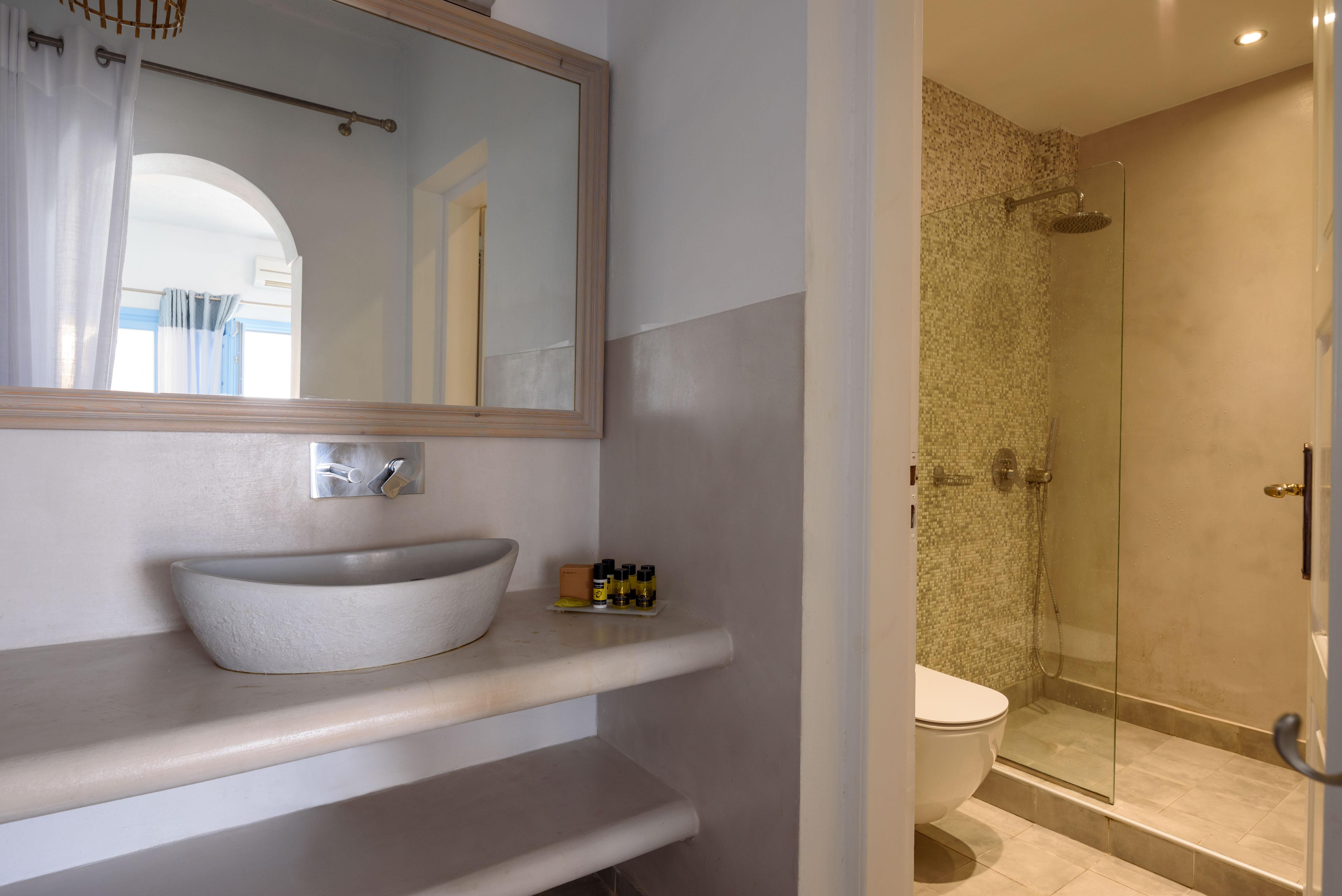 Andromeda Villas Hotel and Spa in Santorini island